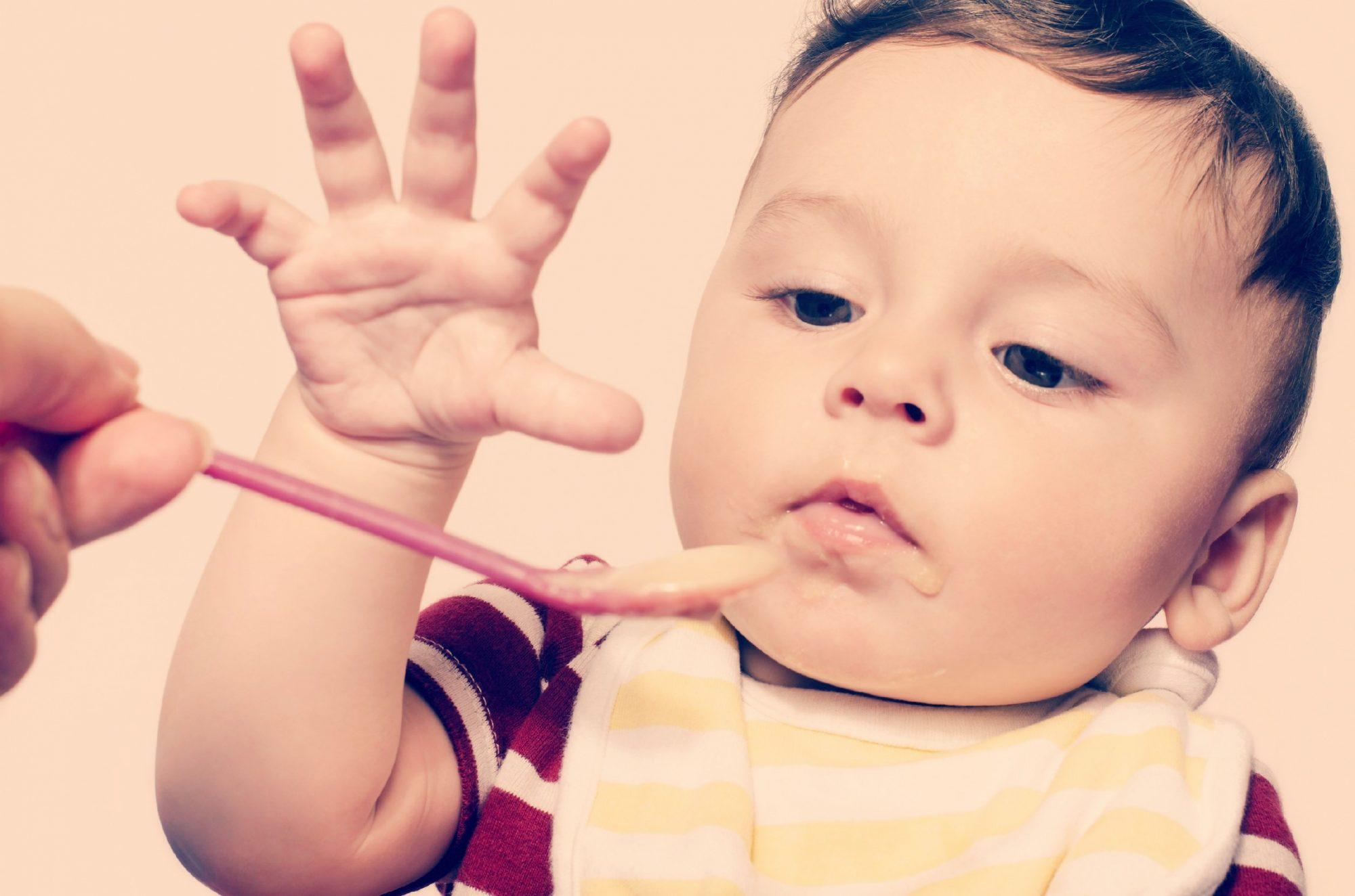 sintomas alergia soja bebe