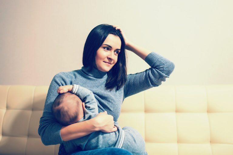 Lactancia materna y caries