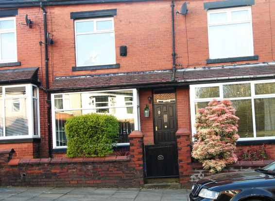3 Bedrooms Terraced House for sale in Burnham Avenue, Bolton, Lancashire, BL1 6BD