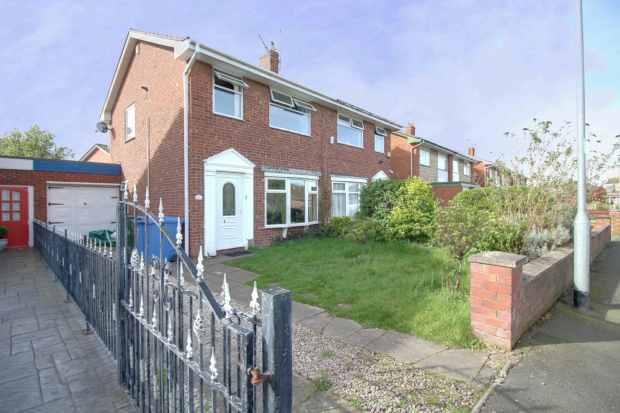 3 Bedrooms Semi Detached House for sale in Rhodfa Maen Gwyn, Rhyl, Clwyd, LL18 4JD