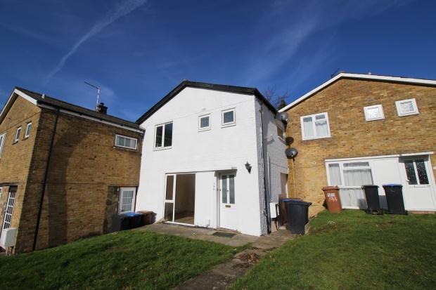 3 Bedrooms Terraced House for sale in Bishops Rise, Hatfield, Hertfordshire, AL10 9QX