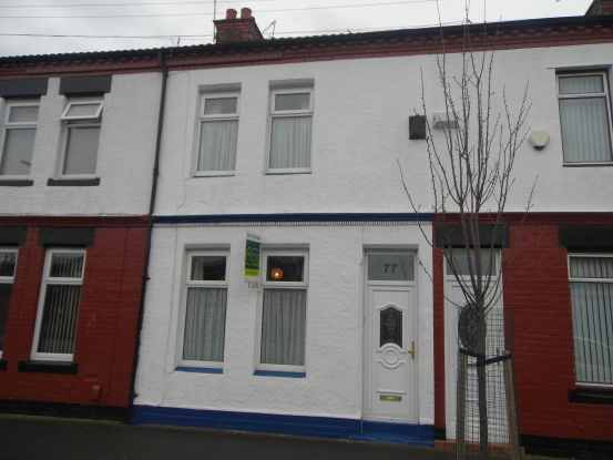 2 Bedrooms Terraced House for sale in Duke Street, Birkenhead, Merseyside, CH41 8BR