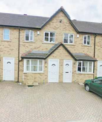 3 Bedrooms Terraced House for sale in Currerbell Mews, Bradford, West Yorkshire, BD13 3DW