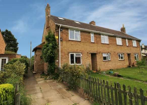 2 Bedrooms Maisonette Flat for sale in Norval Crescent, Evesham, Worcestershire, WR11 8RH