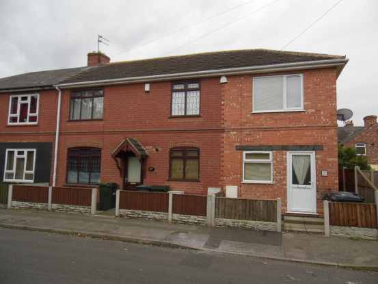 3 Bedrooms Terraced House for sale in Curzon Street, Nottingham, Nottinghamshire, NG4 2NU