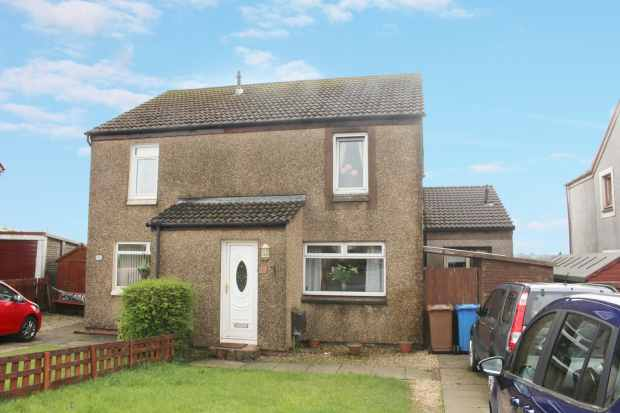 3 Bedrooms Semi Detached House for sale in Jamieson Way, Beith, Ayrshire, KA15 1BL