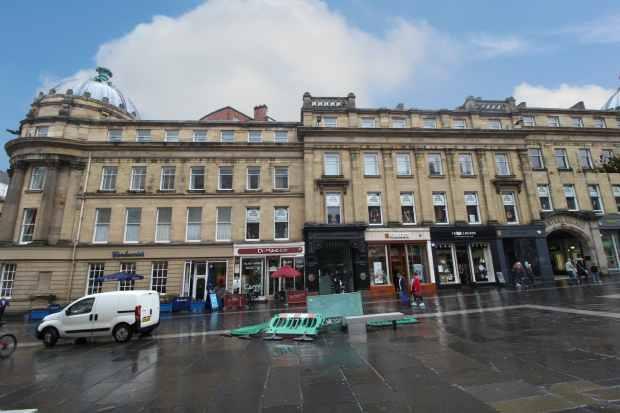 2 Bedrooms Duplex Flat for sale in Grey Street, Newcastle, Tyne And Wear, NE1 6EG