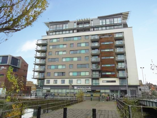 2 Bedrooms Apartment Flat for sale in Witham Wharf, Lincoln, Lincolnshire, LN5 7DL