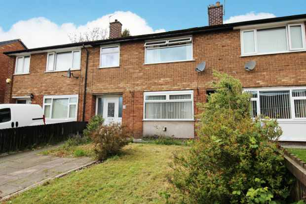 3 Bedrooms Terraced House for sale in Kimberley Avenue, St Helens, Merseyside, WA9 5SW