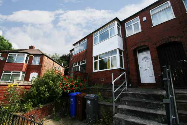 3 Bedrooms Terraced House for sale in Fotherby Drive, Manchester, Greater Manchester, M9 6PD