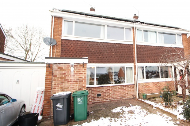 3 Bedrooms Semi Detached House for sale in Westwood Park, Swadlincote, Derbyshire, DE11 0RS