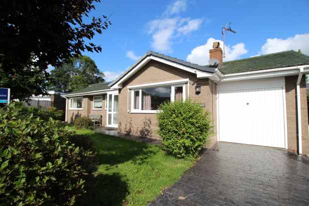 3 Bedrooms Detached Bungalow for sale in Old Hall Park, Chester, Cheshire, CH3 7ER