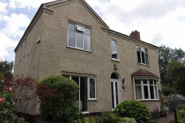 4 Bedrooms Detached House for sale in Waterhouse Lane, Nottingham, Nottinghamshire, NG4 4BP