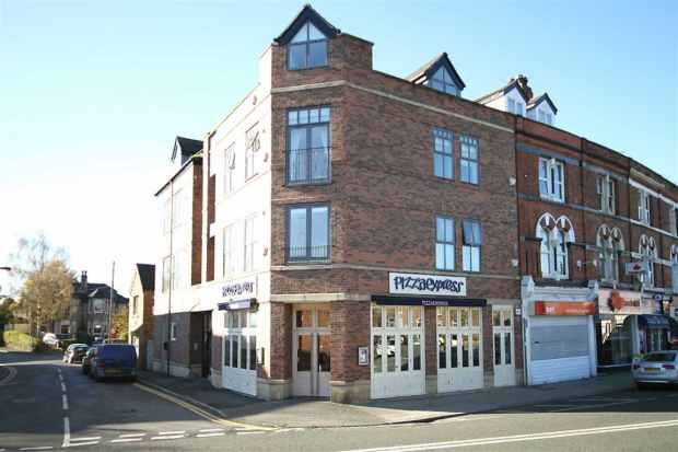 1 Bedroom Apartment Flat for sale in Spring House, Altrincham, Cheshire, WA14 2UN