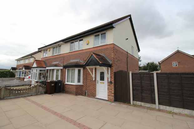 3 Bedrooms Semi Detached House for sale in Ribble Road, Wigan, Greater Manchester, WN2 5EU