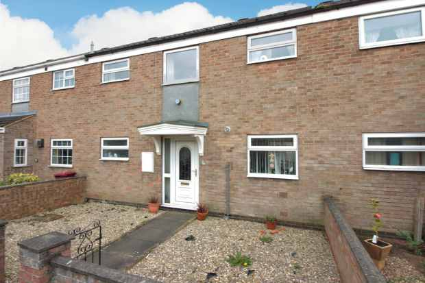3 Bedrooms Terraced House for sale in Horstead Avenue, Brigg, South Humberside, DN20 8PU