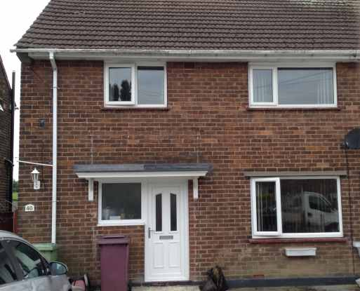 3 Bedrooms Semi Detached House for sale in Deamon Street,, Alfreton, Derbyshire, DE55 5JQ