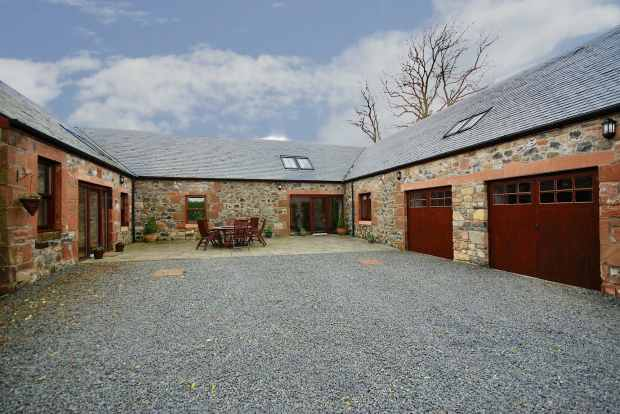 5 Bedrooms Link Detached House for sale in Drongan, Ayr, Ayrshire, KA6 6HF