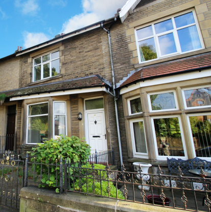 3 Bedrooms Terraced House for sale in Padiham Road, Burnley, Lancashire, BB12 6TA