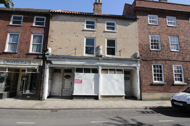 4 Bedrooms Residential Development Commercial for sale in Church Street, Gainsborough, Lincolnshire, DN21 2JR