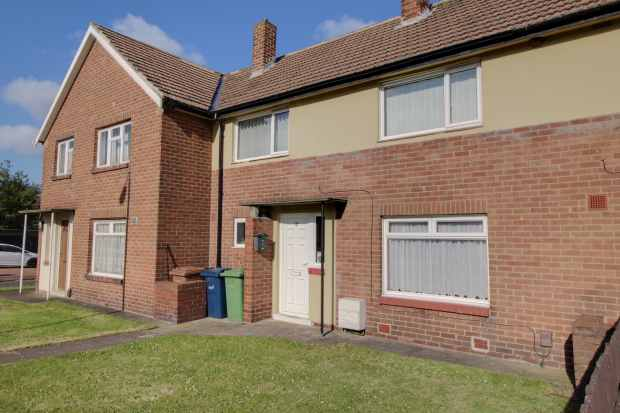 3 Bedrooms Terraced House for sale in Bristol Avenue, Washington, Tyne And Wear, NE37 1AE