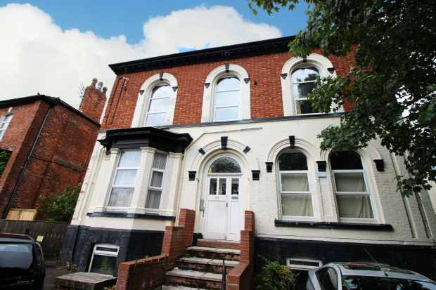 2 Bedrooms Flat for sale in Talbot Street, Southport, Merseyside, PR8 1HS