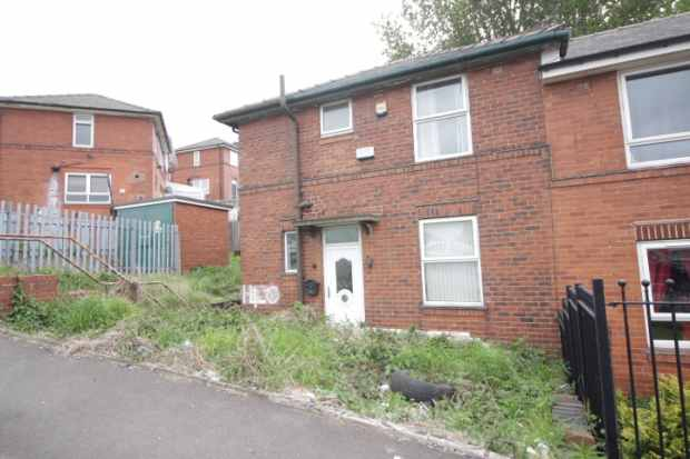 3 Bedrooms Semi Detached House for sale in Wybourn House Road, Sheffield, South Yorkshire, S2 5BH