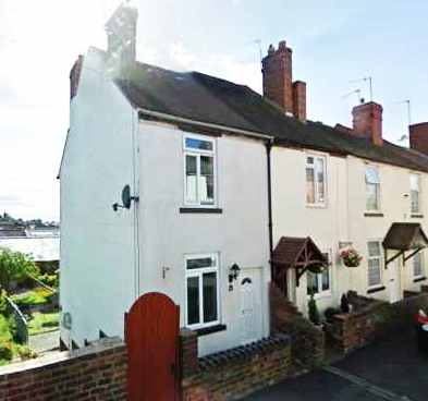 2 Bedrooms Terraced House for sale in Barr Street, Dudley, West Midlands, DY3 2LZ
