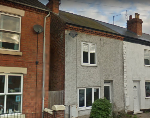 2 Bedrooms Terraced House for sale in Elnor Street, Langley Mill, Derbyshire, NG16 4AP