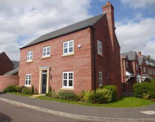 4 Bedrooms Detached House for sale in Starkey Close, Northwich, Cheshire, CW8 4SF