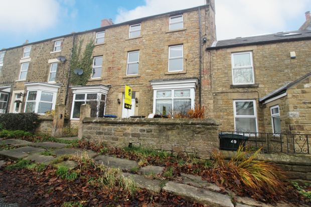 6 Bedrooms Terraced House for sale in Front Street, Bishop Auckland, Durham, DL13 5DS