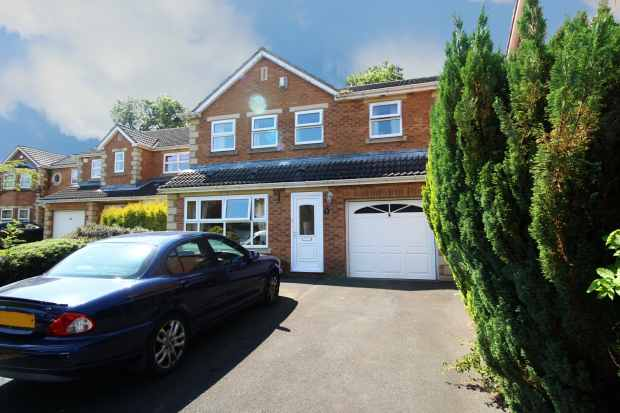 4 Bedrooms Detached House for sale in Prince's Meadow, Newcastle-Upon-Tyne, Tyne And Wear, NE3 4RZ