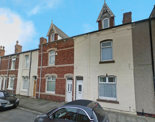 3 Bedrooms Terraced House for sale in Wharton Street, Hartlepool, Durham, TS24 8BQ