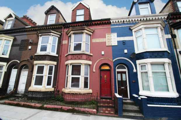 4 Bedrooms Terraced House for sale in Stanley Road, Liverpool, Merseyside, L5 7QF