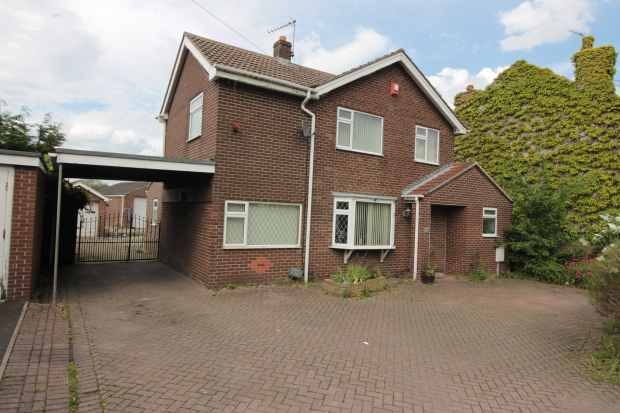 5 Bedrooms Detached House for sale in Kirton Lane, Stainforth, South Yorkshire, DN7 5BT