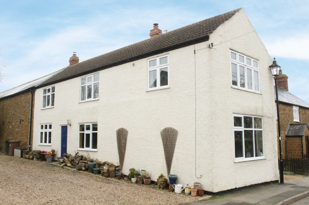 3 Bedrooms Semi Detached House for sale in King Street, Melton Mowbray, Leicestershire, LE14 4DW