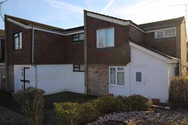 4 Bedrooms Terraced House for sale in Freemantle Close, Basingstoke, Hampshire, RG21 4JH