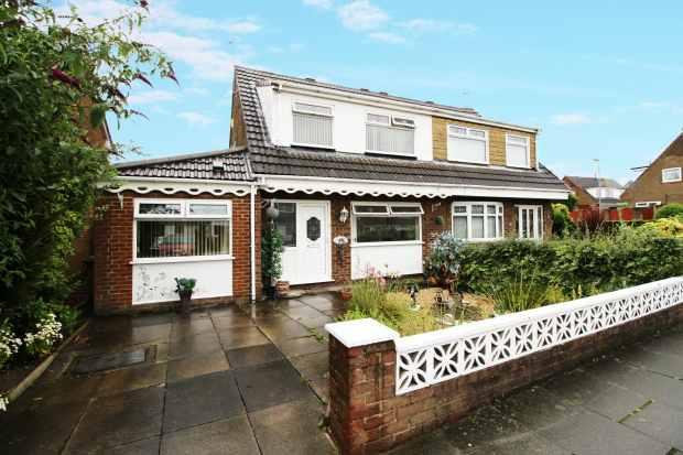 4 Bedrooms Semi Detached House for sale in Laffak Road, St Helens, Merseyside, WA11 9EH