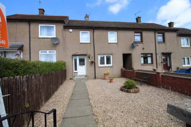 3 Bedrooms Terraced House for sale in Marshall Place, Lochgelly, Fife, KY5 8JW