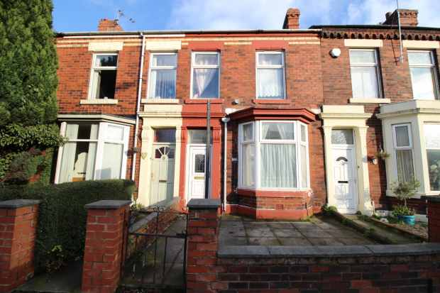3 Bedrooms Terraced House for sale in Eaves Lane, Chorley, Lancashire, PR6 0SU