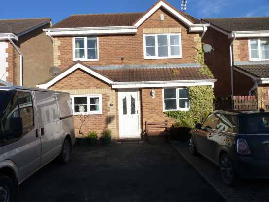 3 Bedrooms Detached House for sale in Ennis Close, Choppington, Northumberland, NE62 5XH