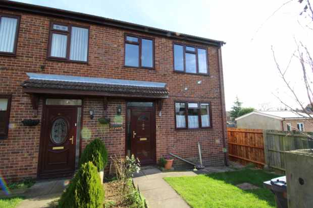 4 Bedrooms Semi Detached House for sale in Drury Lane, Dunstable, Bedfordshire, LU5 5ED
