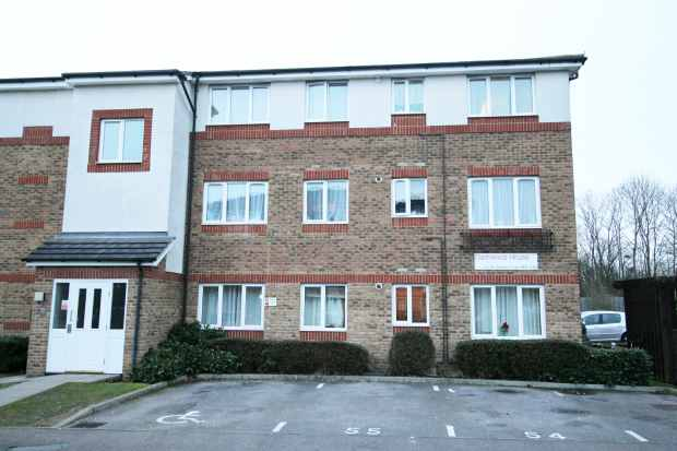 2 Bedrooms Apartment Flat for sale in Akerlea Close, Milton Keynes, Buckinghamshire, MK6 4JW