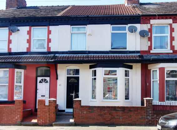 3 Bedrooms Terraced House for sale in Towcester Street, Liverpool, Merseyside, L21 8JG