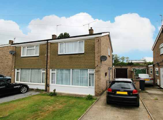 3 Bedrooms Semi Detached House for sale in Alderbury Road, Slough, Berkshire, SL3 8DL