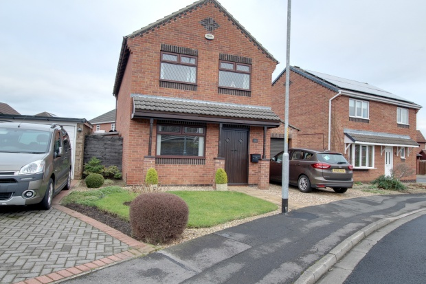 4 Bedrooms Detached House for sale in Hornsea Close, Billingham, Cleveland, TS23 3TH