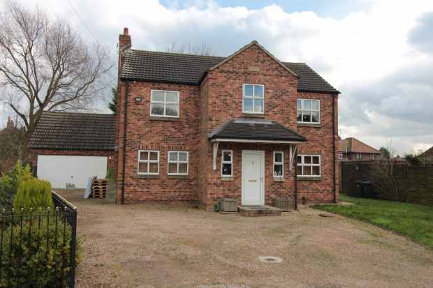 4 Bedrooms Detached House for sale in Willow View, Selby, North Yorkshire, YO8 6NZ