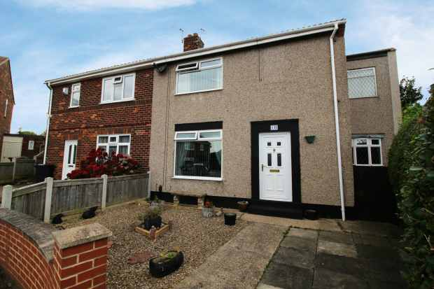 3 Bedrooms Semi Detached House for sale in Sheridan Grove, Hartlepool, Cleveland, TS25 5NF