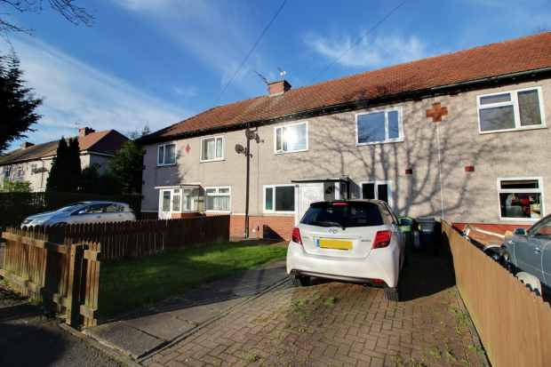 3 Bedrooms Terraced House for sale in Harrison Drive, Colne, Lancashire, BB8 9SE
