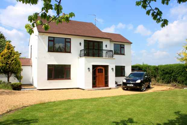 5 Bedrooms Detached House for sale in Lincoln Road, Peterborough, Cambridgeshire, PE6 7HH